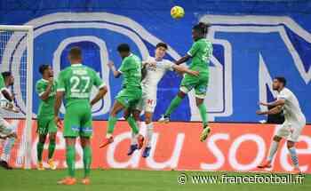 L'Olympique de Marseille a souffert en défense devant Saint-Etienne - France Football