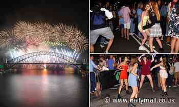 Revellers may have to watch Sydney's New Year's Eve fireworks from their own homes due to COVID-19