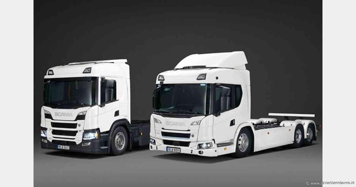 Introductie eerste elektrische truckprogramma - GroentenNieuws