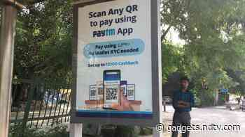 Paytm App Removed From Google Play Store, Paytm First Games Pulled Alongside