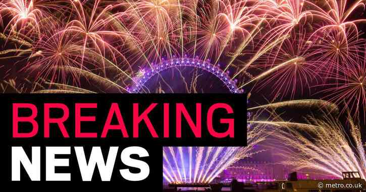 New Year's Eve celebrations cancelled in London as infections rise