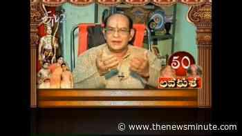 Actor Nagaraju of 'Lava Kusa' fame passes away at 71 - The News Minute