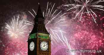 London New Year's Eve fireworks display cancelled due to coronavirus pandemic