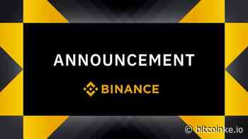 Binance Adds the Tether USD (USDT) / Nigerian Naira as it Removes the Binance Coin (BNB) / Ugandan Shillings Trading Pairs - bitcoinke.io