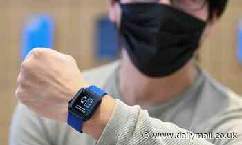 Singapore will PAY its citizens up to £215 if they use Apple Watch fitness app