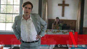 """""""The Devil All The Time"""" beweist: Bei Netflix darf Robert Pattinson völlig frei drehen"""
