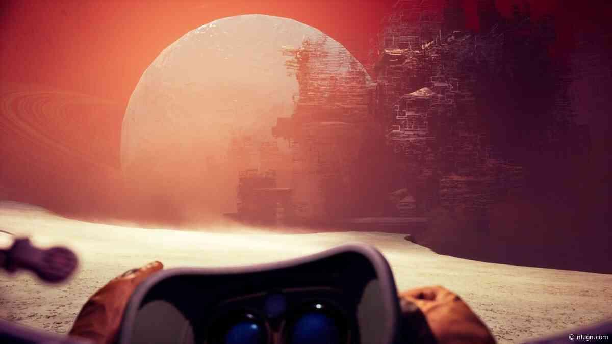 Ex-Cyberpunk, Dying Light-ontwikkelaars kondigen The Invincible aan - IGN Benelux