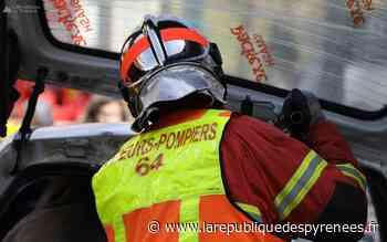 Deux blessés après un accident à Soumoulou - La République des Pyrénées