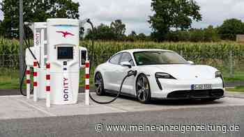 Nach Spott und Häme: Porsche verteidigt Taycan gegen Tesla-Vergleich