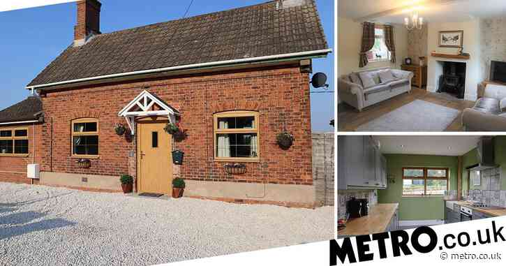 Spend £2 on a raffle ticket and you could win a cottage worth £280,000