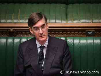 I've had enough of Jacob Rees-Mogg – and this government – 'carping' on