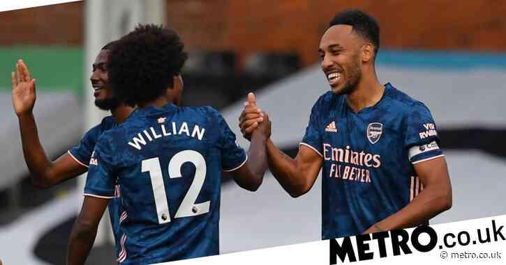 Aubameyang or Willian? Mikel Arteta confirms Arsenal's penalty taker