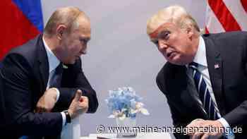 US-Wahlkampf: Zieht Putins Regierung heimlich die Strippen? FBI-Chef erhebt brisante Vorwürfe - Trump reagiert