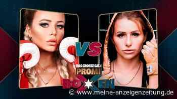 Disstrack gegen Jade Übach - Carina Spack veröffentlicht Song vor dem Promiboxen