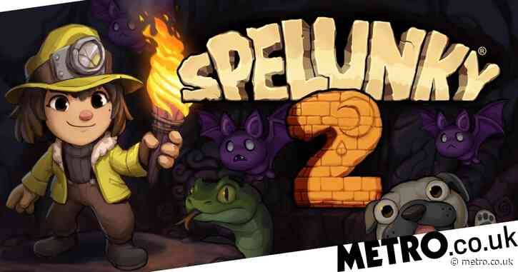 Spelunky 2 review – cave of wonders