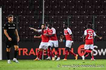 Ligue Europa : Reims connaît ses potentiels adversaires en cas de barrage