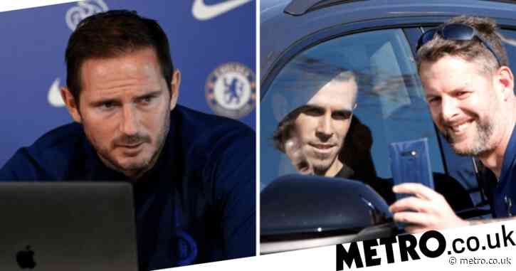 Chelsea boss Frank Lampard reacts to Gareth Bale returning to Tottenham