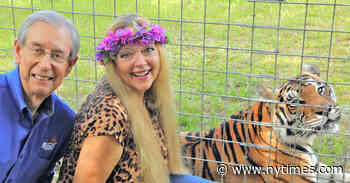 Carole Baskin of 'Tiger King' Gets Her Own Show