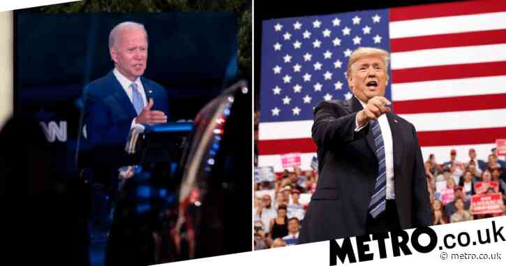 Joe Biden blasts Donald Trump's 'criminal' response to Covid at campaign event