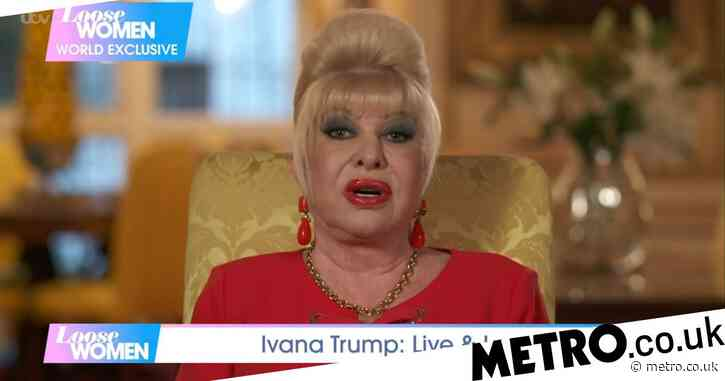 Ivana Trump's Loose Women appearance sparks over 100 Ofcom complaints about immigration comments