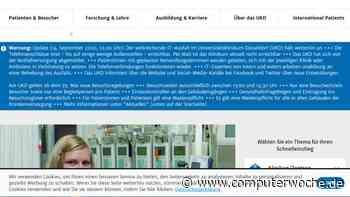 Universitätsklinikum Düsseldorf: Hacker kamen über VPN-Schwachstelle