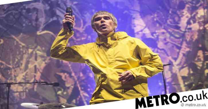 Ian Brown releases anti-vaccine song after refusing to wear a mask