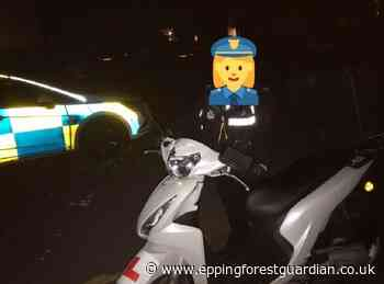 Stolen motorcycle recovered from Waltham Abbey burglary suspects - Epping Forest Guardian