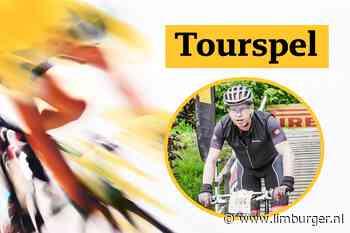 Luuk Olijve (33) uit Voerendaal pakt dagprijs Tourspel: 'Ik kan er vooral van genieten wanneer een Fransman als 2de eindigt' - De Limburger