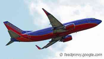 Southwest grounds 115 planes over weight discrepancies