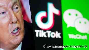 TikTok bekommt mehr Zeit für US-Deal - fliegt aber aus App Stores