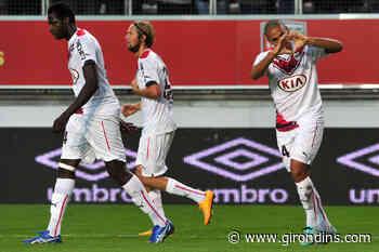 Cinq buts à revoir avant Lens-Bordeaux