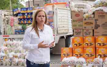 Envía Marina Vitela apoyos a los habitantes de Coneto de Comonfort y Rodeo - Noticias del Sol de la Laguna