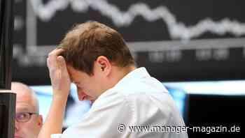 Dax schließt am Freitag im Minus, Covestro gefragt, Grenke-Aktie fällt wieder
