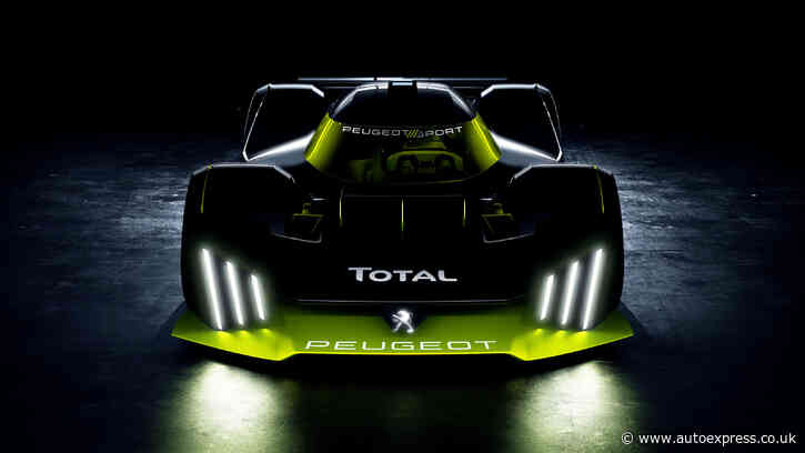 Peugeot Le Mans Hypercar will enter World Endurance Championship