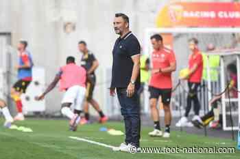 Lens : Le groupe retenu pour le match contre Bordeaux