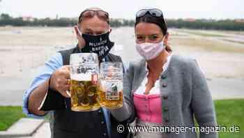 München über dem Corona-Limit