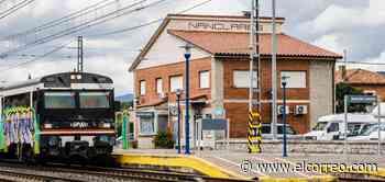 La reducción de trenes a Vitoria indigna a municipios de la Llanada Alavesa y Añana - El Correo