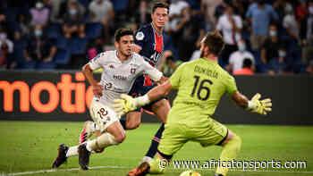 PSG - FC Metz : Malgré la défaite, Oukidja plébiscité par les supporters - Africa Top Sports