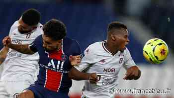 PSG-FC Metz : les Grenats craquent encore en toute fin de match - France Bleu