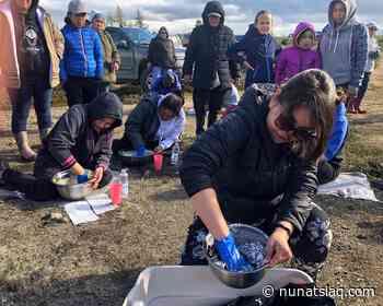 Making suvalik in Kuujjuaq - Nunatsiaq News