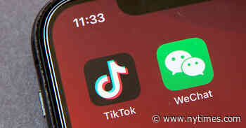 Explaining Trump's Potential Ban on TikTok, WeChat: Q&A
