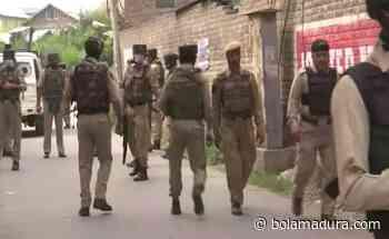2 Polisi Tewas Saat Teroris Menembaki Tim Polisi Di Pinggiran Srinagar - Bolamadura.com