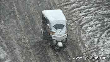 FOTO: Salju Pertama Musim Dingin di Srinagar - Global Liputan6.com - Liputan6.com