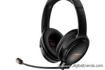 Bose says it has made the industry's first ANC gaming headset