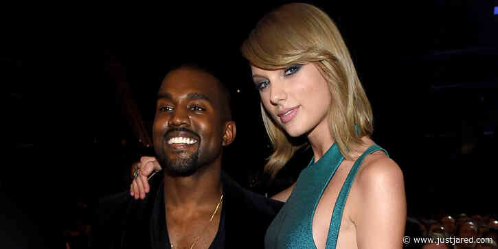 Kanye West Wants to Help Taylor Swift Get Back Her Masters