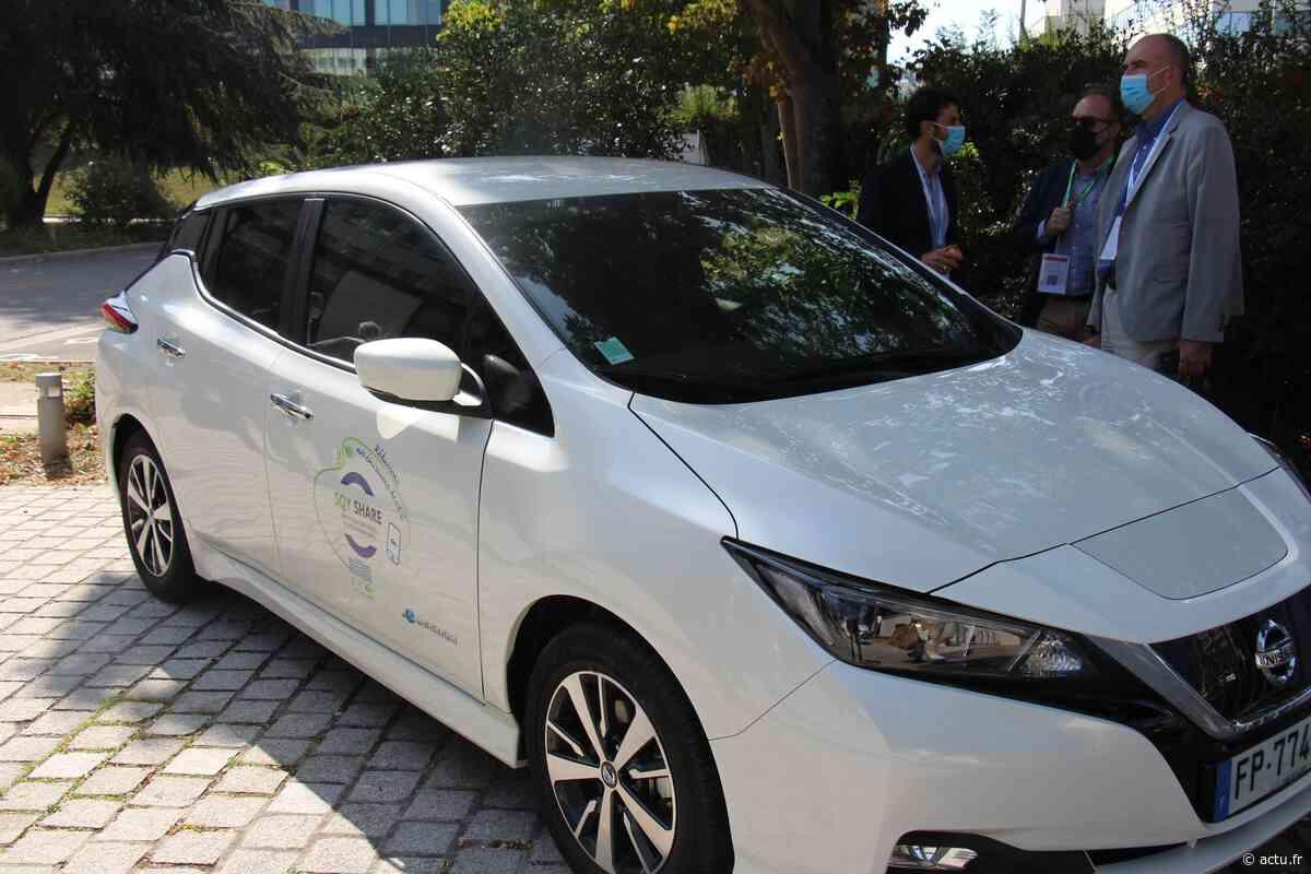 """Yvelines. Guyancourt/Montigny-le-Bretonneux : trois entreprises vont se partager des voitures """"propres"""" - actu.fr"""