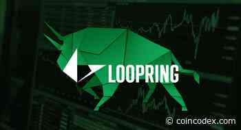 Loopring Price Analysis - LRC Sees 3-Month 200% Price Increase As Version 3.6 Upgrade Stated To Fix DeFi - CoinCodex