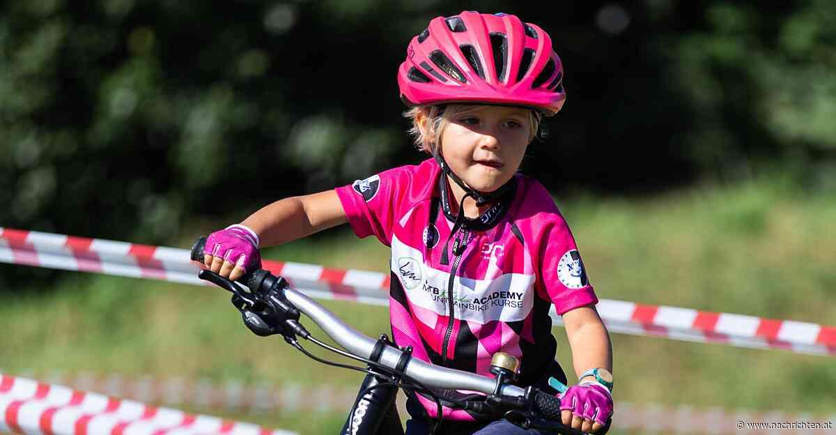 Spaß am Radfahren fördern: Mountainbike Kids Academy - nachrichten.at