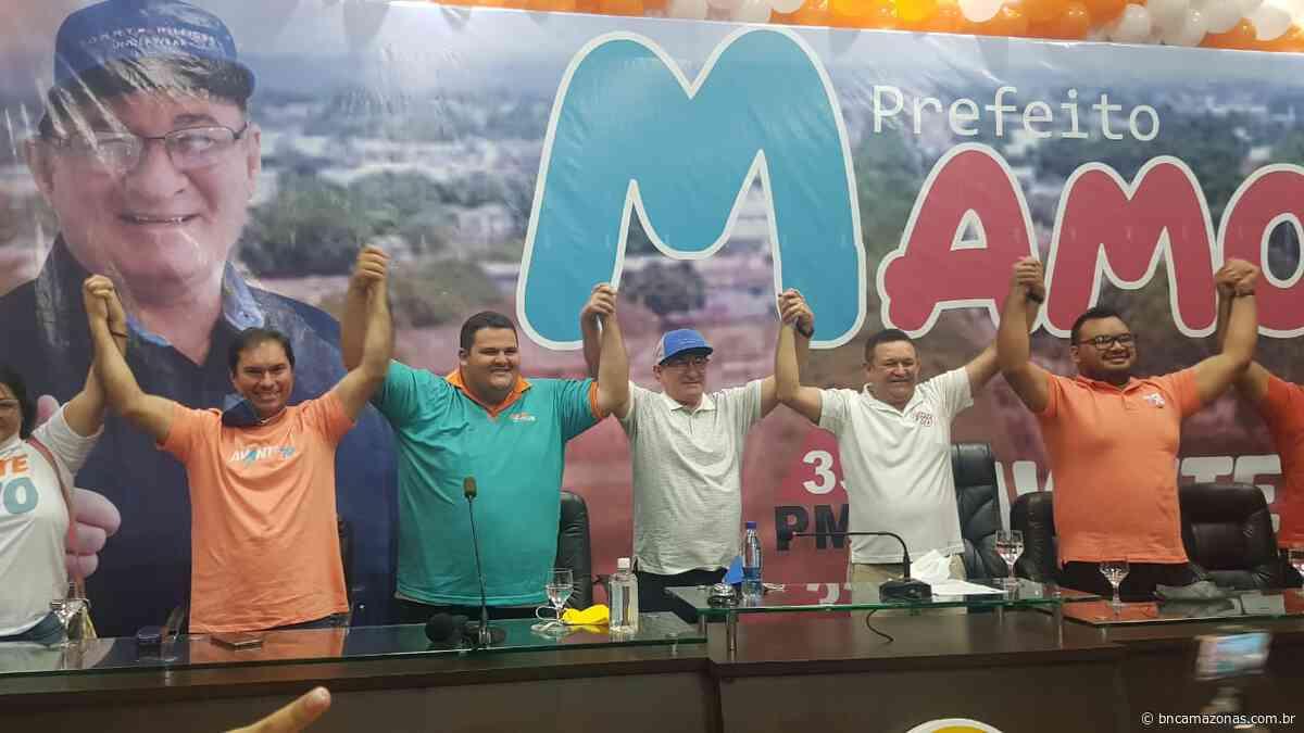 Avante lança Mamoud Amed candidato a prefeito de Itacoatiara - BNC Amazonas