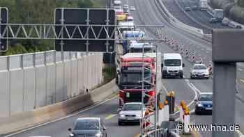 Engpass auf der A 7 bei Kassel: Detektoren sollen Stau verhindern - HNA.de